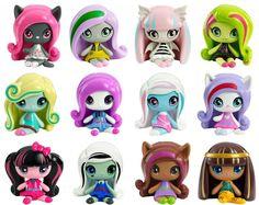 Monster High Mini Figure Gift Pack