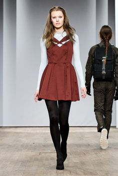 Whyred Fall 2013 Ready-to-Wear Collection Photos - Vogue
