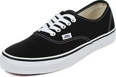 Vans Authentic Skate Shoe 4 Black - http://buyonlinemakeup.com/vans-2/4-d-m-us-vans-adult-authentic-core-classics-black-8
