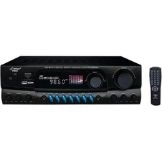 Pyle PT560AU 300-Watt Digital USB Stereo Receiver