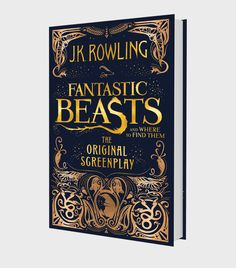 fantastic beasts and where to find them original screenplay pdf