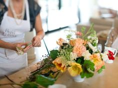 How to Make Flower Arrangements   Entertaining Ideas & Party Themes for Every Occasion   HGTV