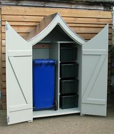 Fabulous collected shed building tips Book your next appointment Wood Storage Sheds, Garden Storage Shed, Box Storage, Storage Ideas, Garden Buildings, Garden Structures, Small Garden Tool Shed, Outside Storage, Outdoor Storage