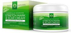 InstaNatural Scar and Strech Cream. InstaNatural is the best ever scar and marks removal cream, which is used by men and women. The best part of this moisturizing cream is use of organic and natural ingredients that give effective results on all skin types.