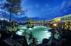 Night View @ Vogue Hotel Bodrum.