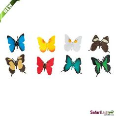 Butterflies  at theBIGzoo.com, a family-owned gift shop with 12,000+ animal-themed items.