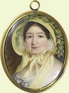 ANNA FEODOROVNA, GRAND DUCHESS CONSTANTINE OF RUSSIA - 1850