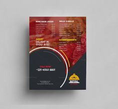 Food Menu Template for Restaurants 000312 - Template Catalog Letterhead Template, Brochure Template, Menu Design, Flyer Design, Food Menu Template, Restaurant Flyer, Lime Soda, Lassi, Fresh Lime Juice
