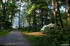 G�si - Camping bei Glarus