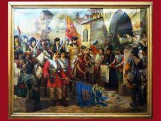 Moldova, Armies, Romania, Renaissance, Medieval, Battle, Europe, Painting, Art