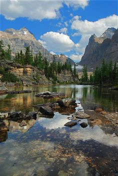 Yoho National Park, Canada CLICK THE PIC and Learn how you can EARN MONEY and still have fun on Pinterest.