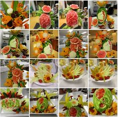 1000 images about garde manger on pinterest culinary arts garnishing and fruit carvings. Black Bedroom Furniture Sets. Home Design Ideas