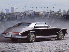 """1990 -Cadillac Seville Coupe Preferred car of the time of """"Financial Planners"""" to create an aura"""