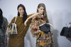 Backstage Pass: Paris Fashion Week Fall 2014 - Chloe Fall 2014