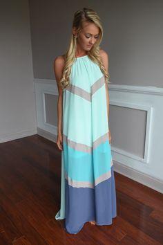 Deja Vu Maxi Dress ~ Mint – The Pulse Boutique