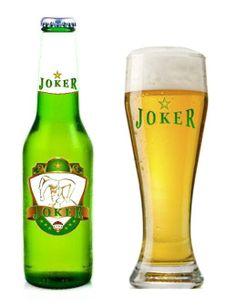 cerveceria leon cerveza premium   JOKER PILSNER