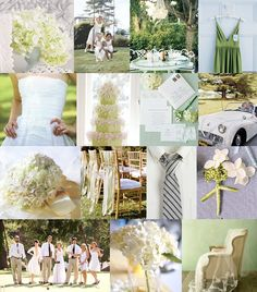What do you think of these ideas, Jenny?  I like how the yellow is represented as a deep, creamy color and the greens and blues are soft.  Very elegant yet simple and approachable.