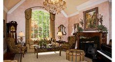 Formal Living Room - Furnishings Robin Rogers Interior Design