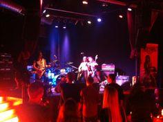 Backstage - München - 30.01.14