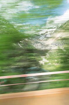 Мир за окном поезда / Rolf Sachs