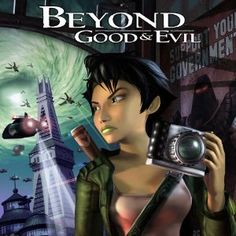 """Beyond Good and Evil"""
