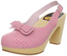 Amazon.com: Swedish Hasbeens Women's Mimmi Slingback Sandal: Shoes