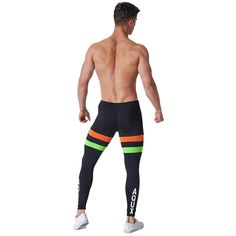 Mens Running Compression Pants Skinny sport Leggings Base Layer Fitnes – myshoponline.com