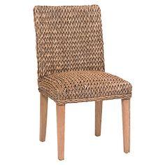 Terrain Woven Dining Chair  #shopterrain