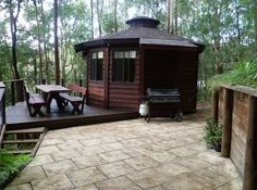 From a tree house to yurts, a bus to a gypsy caravan, here are some little listings available in Australia.