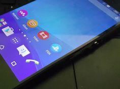 Alleged live photos of Sony Xperia Z4 make the rounds online - GSMArena.com news