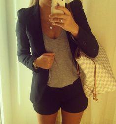 Businessy casual - Cosmopolitan's Ps I Love Fashion blog - Linda Juhola