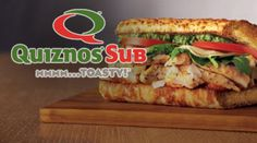 $16 worth of food & drinks at Quizno's Telegraph or Clayton locations for only $8!