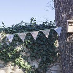 Guirlande lumineuse guinguette 10 m mariage d f inde for Guirlande fanion exterieur