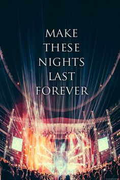 Make These Nights Last Forever >  http://planetxmedia.blogspot.com/2013/09/make-these-nights-last-forever.html