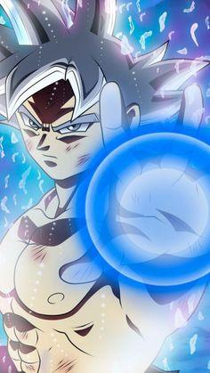 Goku ultra instinto dominado #dbzsuper