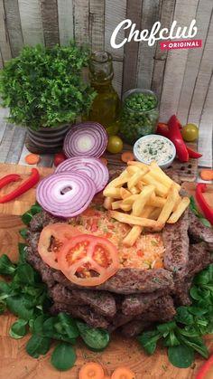 Beef Recipes, Real Food Recipes, Great Recipes, Cooking Recipes, Beef Dishes, Food Dishes, Good Food, Yummy Food, Tasty