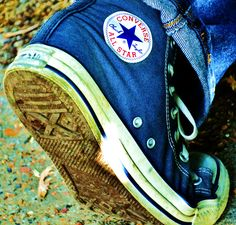 Converse got lot's of boots but my shoe ones are almost worn through at the sole,must buy more.