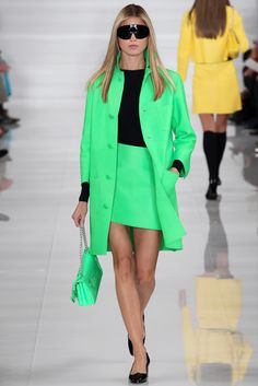 Ralph Lauren Spring 2014 Ready-to-Wear Collection Photos - Vogue