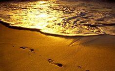 Good Evening! #Beachwalk#Sunset