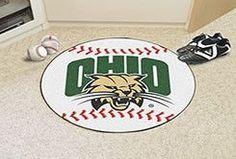 Baseball Mat - Ohio University Bobcats