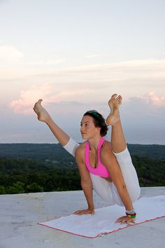 Tittibasana by aayogadance, via Flickr