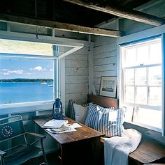 oh!!! my writing cabin!