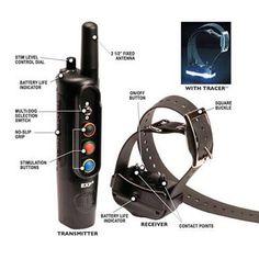 Tritronics Remote Training Collars Products: TriTronics Trashbreaker Ultra G3 EXP Collar