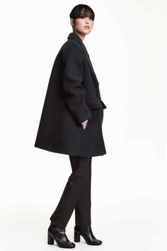 Manteau en laine mélangée | H&M