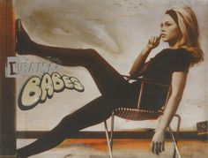 Brigitte Bardot by Jorg Doring