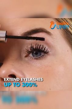 Our Silk Fiber Mascara will increase the length, thickness and volume of your lashes at up to of their natural state. You'll get long, luscious lashes without having to apply false eyelashes. Beauty Make Up, Beauty Care, Beauty Skin, Health And Beauty, Fiber Mascara, Fiber Lashes, Beauty Secrets, Beauty Hacks, Makeup Eyes