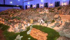 Visite o presépio gigante exposto em Vila Real de Santo António até 6 de janeiro 2013 | Vila Real Santo António | Escapadelas ®
