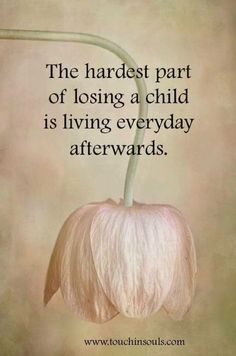 October is PAIL Awareness month; Wave of Light Oct (pg – Page 11 The hardest part of losing a child is living everyday afterwards. I Miss My Daughter, My Beautiful Daughter, Daughter Poems, Beautiful Smile, Missing My Son, Missing My Daughter Quotes, Missing Piece, Infant Loss Awareness, Grieving Mother