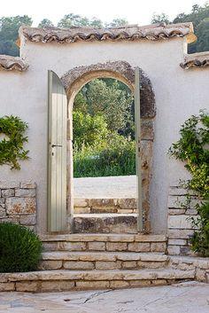 ✕ The Rou Estate, Corfu / #places #architecture