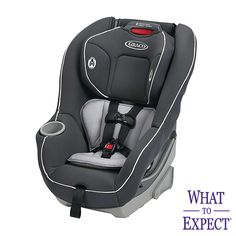 With the Graco Contender, you won't need to go car seat shopping for a while. Because it's a convertible car seat, it will fit your baby when it's a newborn and continue to do its job all the way up to age 6 or 7 (or 65 pounds). Some What to Expect parents found it larger than they expected for a convertible car seat (and remember that you will need to wake your baby up from any on-the-road naps to bring her into the house), but the additional bulk and padding will help protect your little…